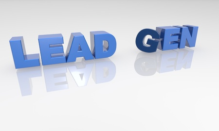 high quality three dimensional text. Great for business presentations and print materials. photo
