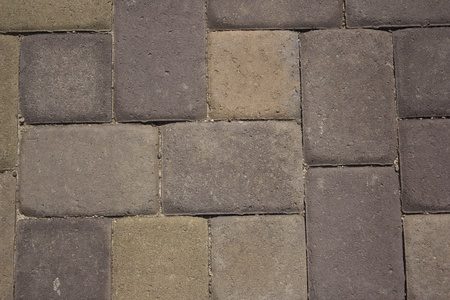 a paver stone walkway or driveway texture background