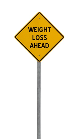 A yellow road warning sign isolated on white. Includes clipping path. 版權商用圖片 - 17924646