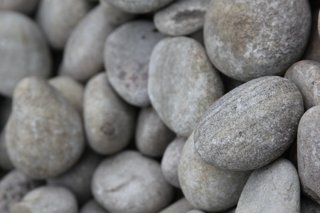 river rocks: Little Stones - Pebbles Blurred and Focussed