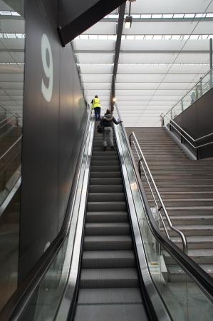 New train station Rotterdam