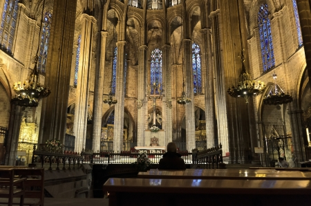 Cathedral of Barcelona Editorial
