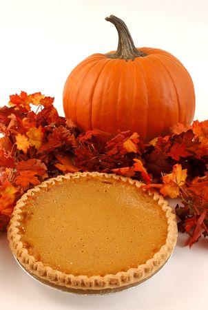 Festive automne dessert  Banque d'images - 5536949