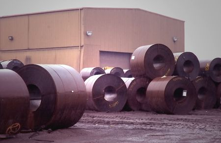 Steel Coil Warehousing