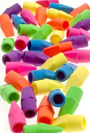 highkey: Colorful Eraser Tips