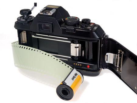 Film Camera Stock fotó