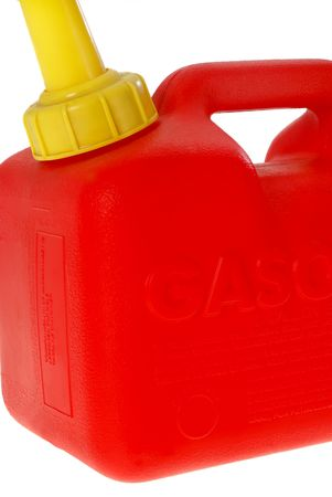gas can: Gas Can Close Up