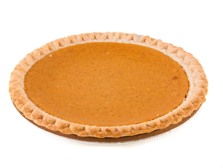 Fresh Pumpkin Pie photo