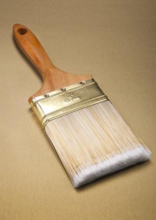 improvment: Large Golden Paintbrush