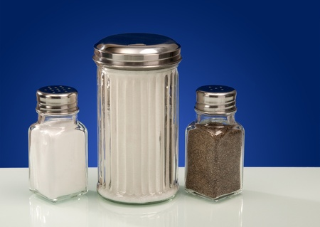 condiments: Diner Counter Condiments