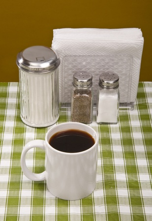 Diner Table and Coffee photo