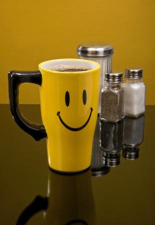 Happy Morning Coffee Stock Photo - 11464228