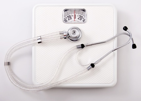 Weight Control for Health Stock Photo