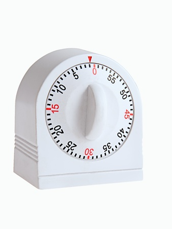 Timer for cooking eggs on stove top Banque d'images