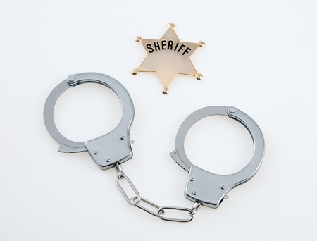 Law and Crime Stock Photo - 12387373