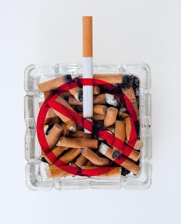 No smoking area Фото со стока