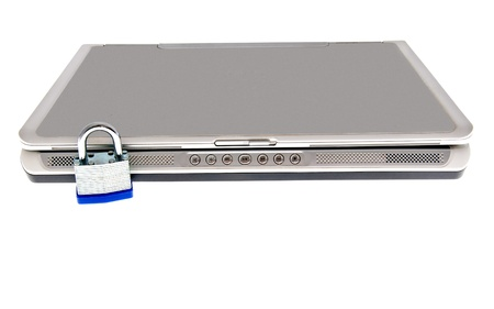 Laptop Security Stock Photo - 15847149