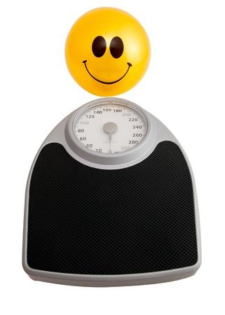 Gelukkig Gezicht Smiley bal voor goed nieuws