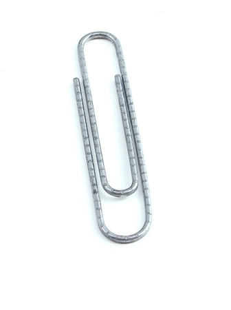 metal fastener: Paper clip fastener for grouping paperwork