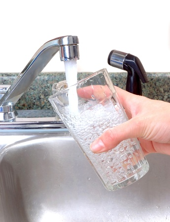 Tap Water Sink