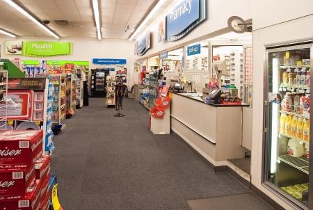 Drug Store Display Éditoriale