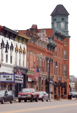 real esate: Small Town Business District