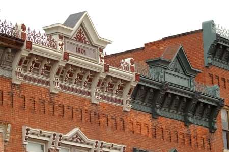 real esate: Main Street Architectural Detail