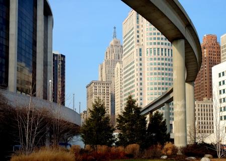デトロイトを旅行します。