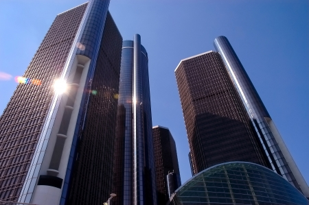 towering: Towering Office Complex