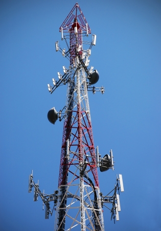 Communications Tower Structure