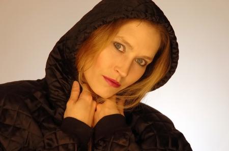 hoody: Gothic Hoody Fashion Фото со стока