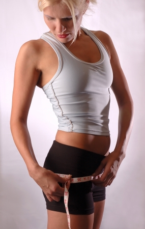 Fitness Results Measure photo