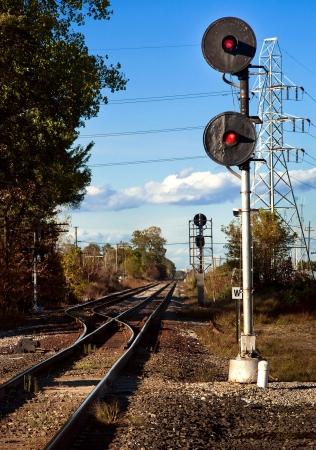 mainline: Mainline Railroad Track Signal