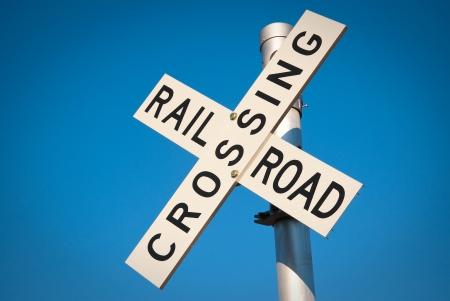 Rural Rail Crossing Signal photo