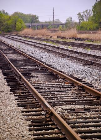 Mainline Tracks and Siding photo