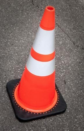 improvment: Road Construction Detour Cone