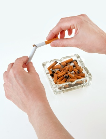 careless: Quitting Smoking