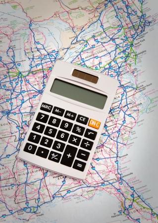 kilometraje: El c�lculo de kilometraje de viaje