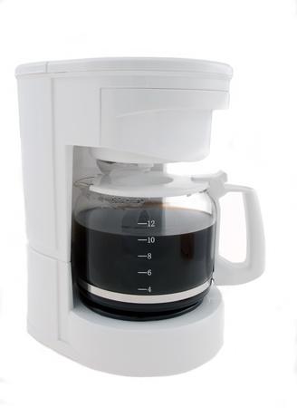 コーヒー メーカー 写真素材