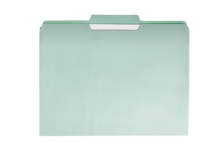 Green File Folder photo