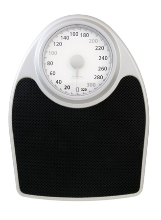 Pro Weight Scale Isolated photo