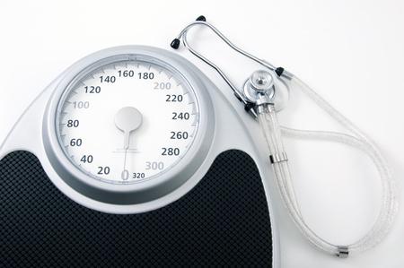 Gezond Gewicht en Fitness Stockfoto