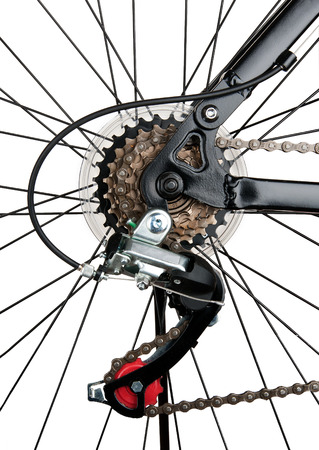 derail: New Bike derail gear system mechanicals