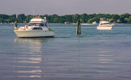 liesure: Local Detroit area marina gateway to Lake Erie Editorial