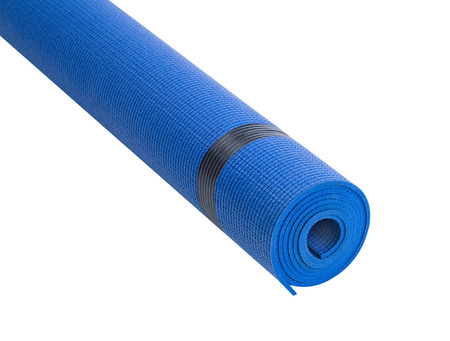 roll out: Roll out mats for workout and aerobics