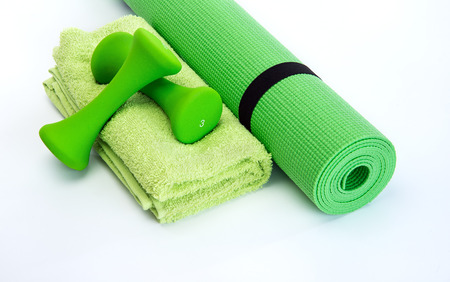 gym floor: Workout tools for healthy female results