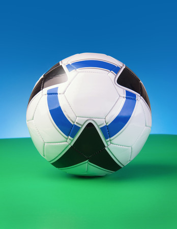 soccerball: Soccer Ball on Field