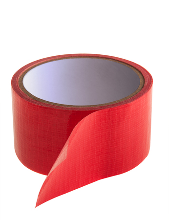 cut Red Tape as symbol for legal documents