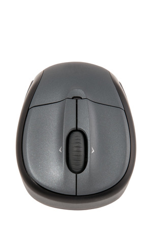 Small wireless mouse for portable laptop