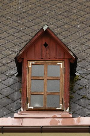 dormer: dormer window